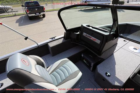 2021 Alumacraft Voyageur 175 Sport in Madera, California - Photo 13
