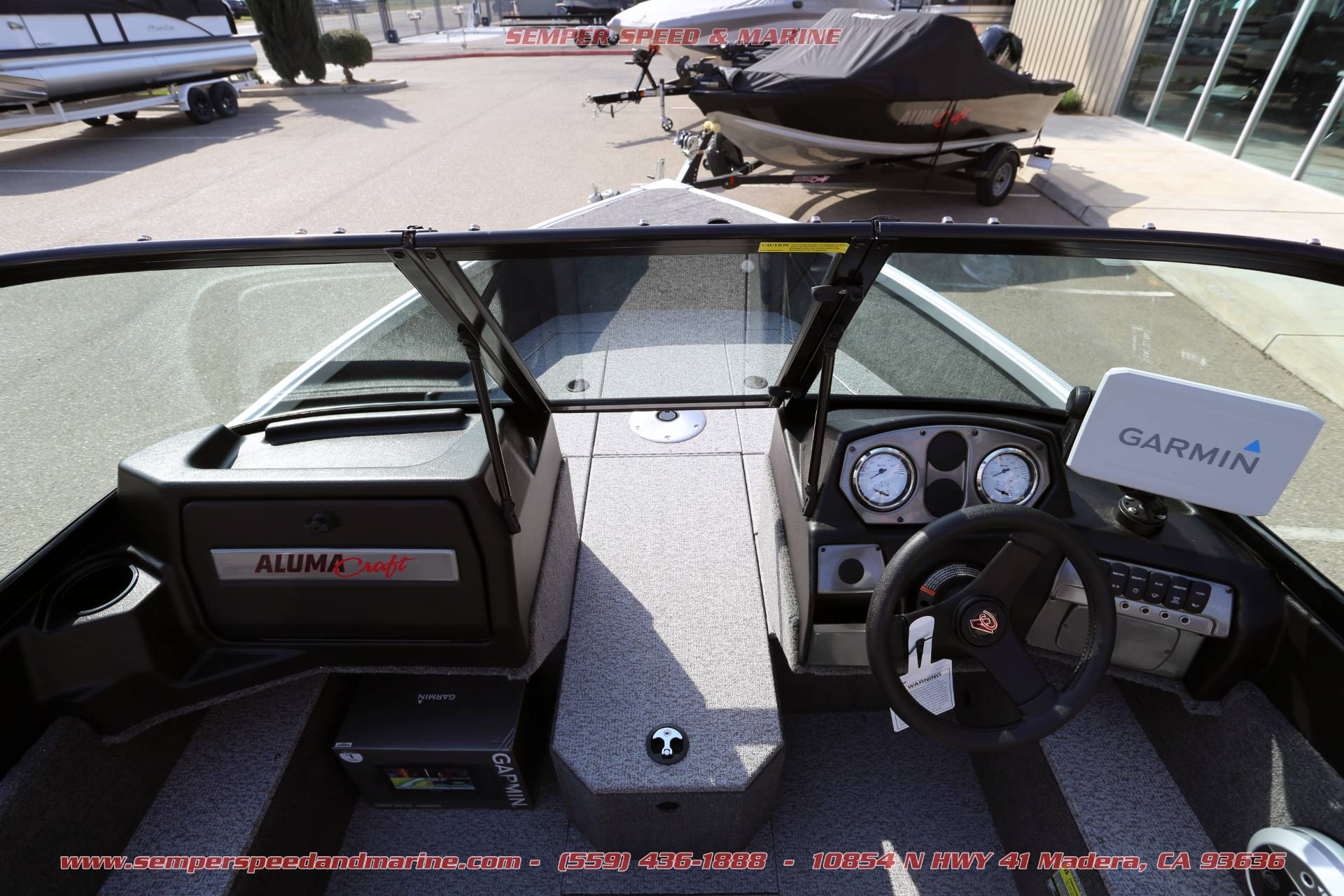 2021 Alumacraft Voyageur 175 Sport in Madera, California - Photo 16