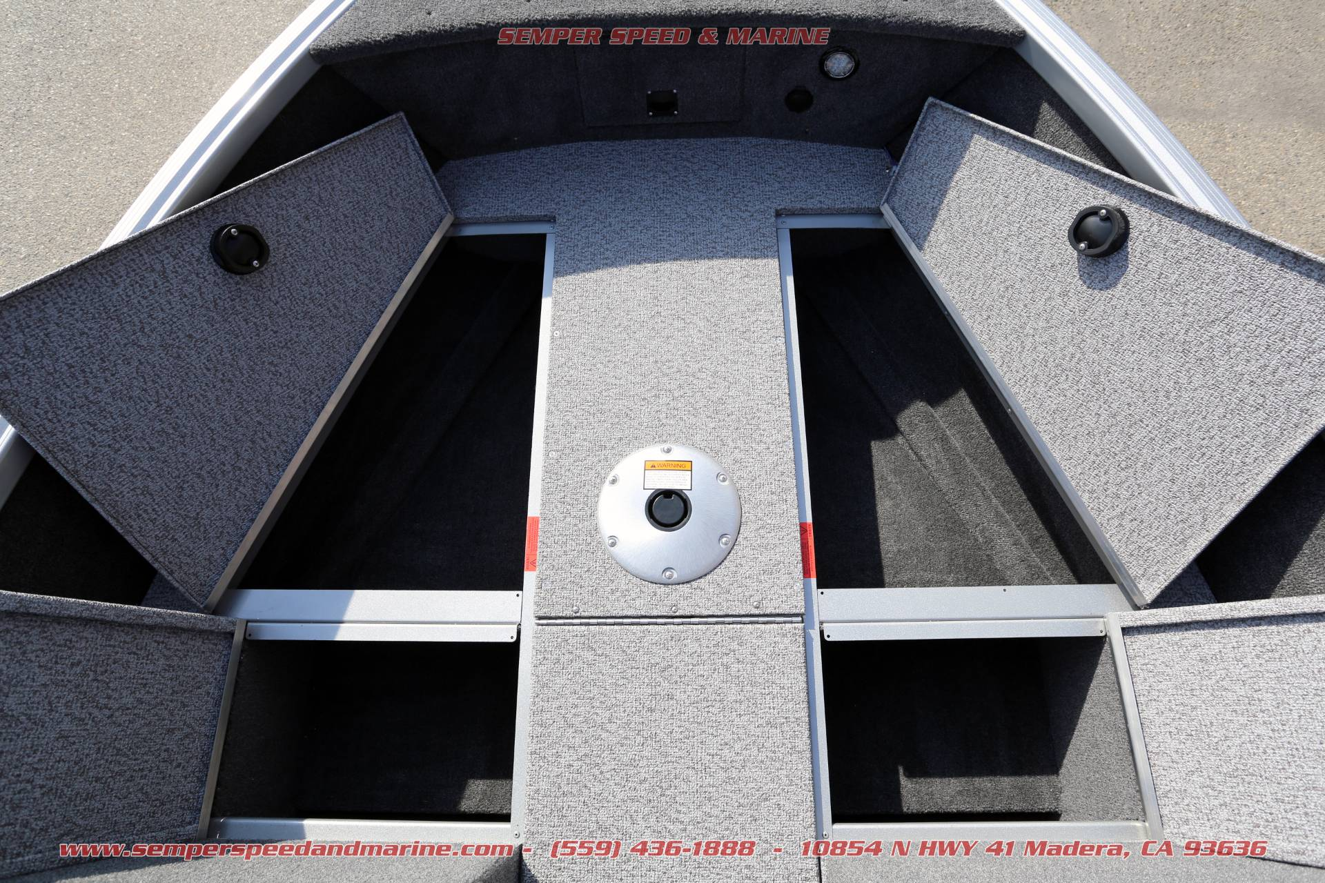 2021 Alumacraft Voyageur 175 Sport in Madera, California - Photo 20