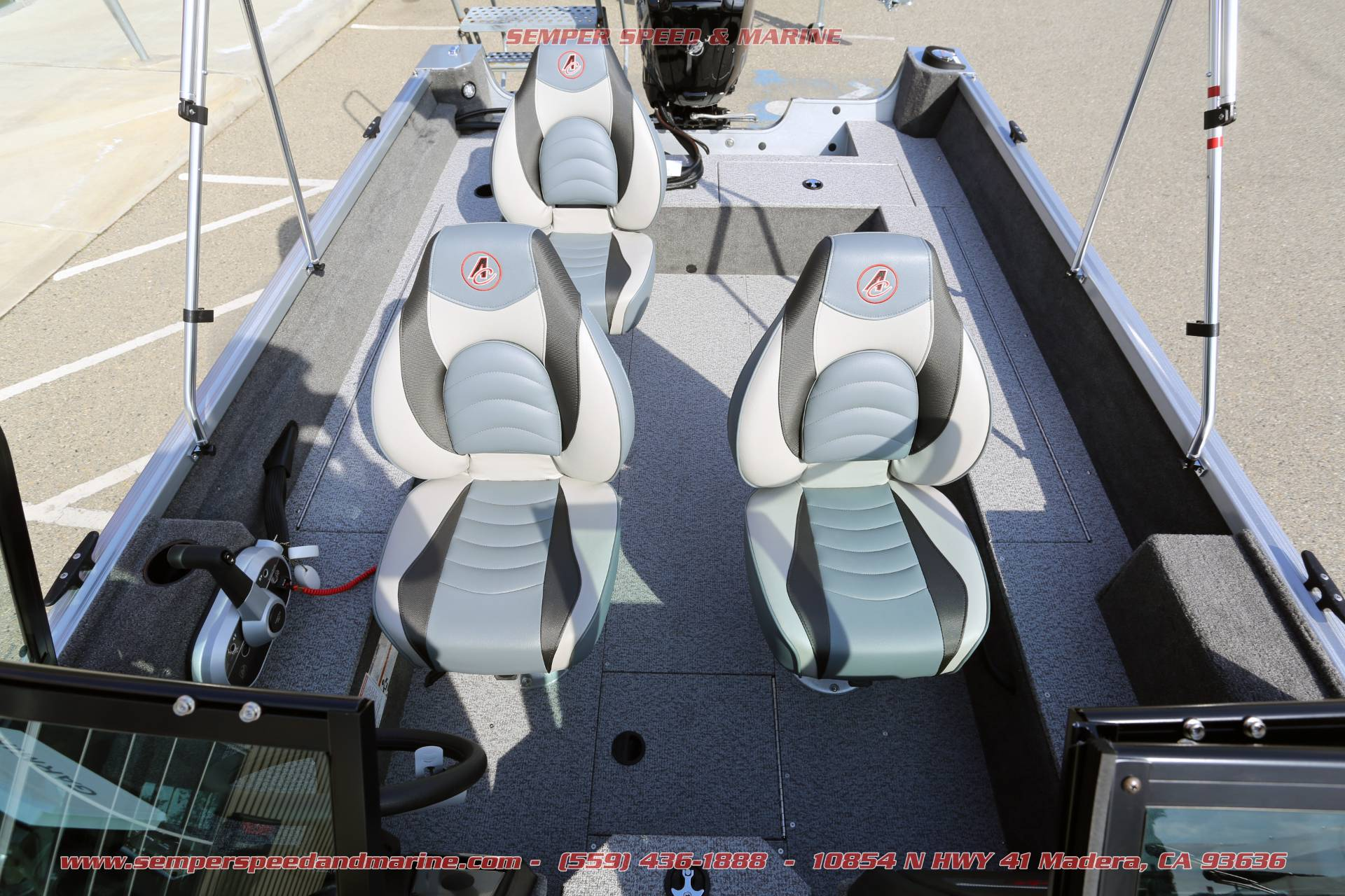 2021 Alumacraft Voyageur 175 Sport in Madera, California - Photo 24