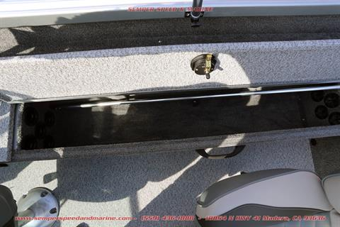 2021 Alumacraft Voyageur 175 Sport in Madera, California - Photo 26