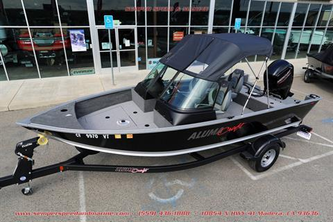 2021 Alumacraft Voyageur 175 Sport in Madera, California - Photo 29
