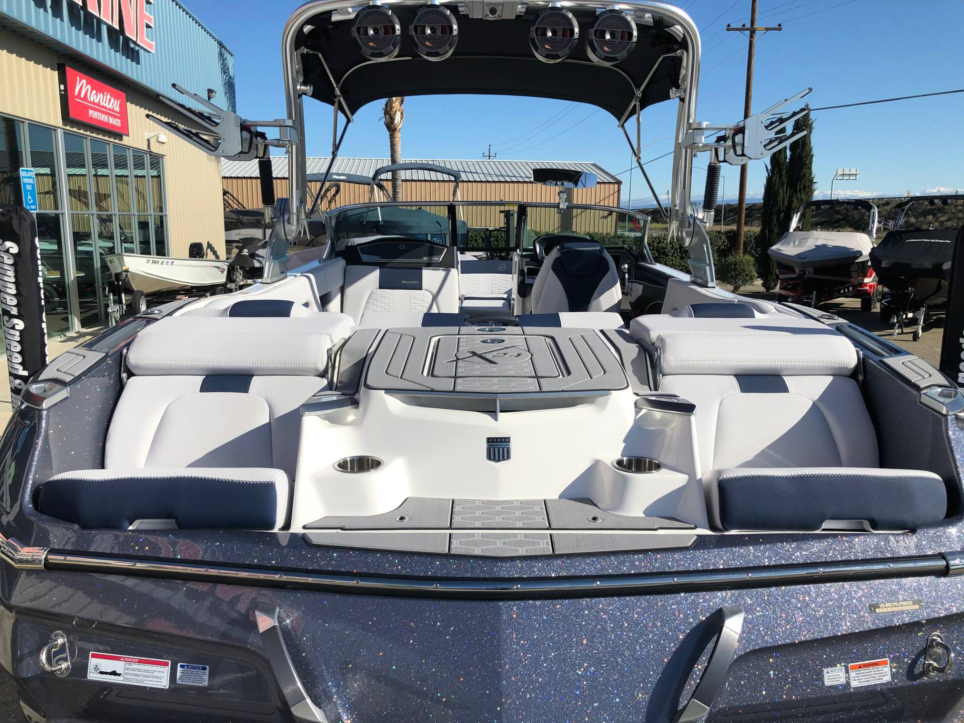 2020 Mastercraft X24 in Madera, California - Photo 3