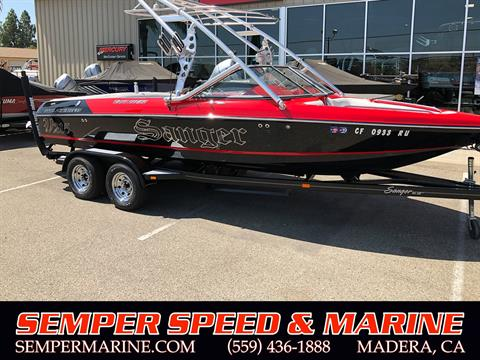 2010 Sanger Boats V215 in Madera, California