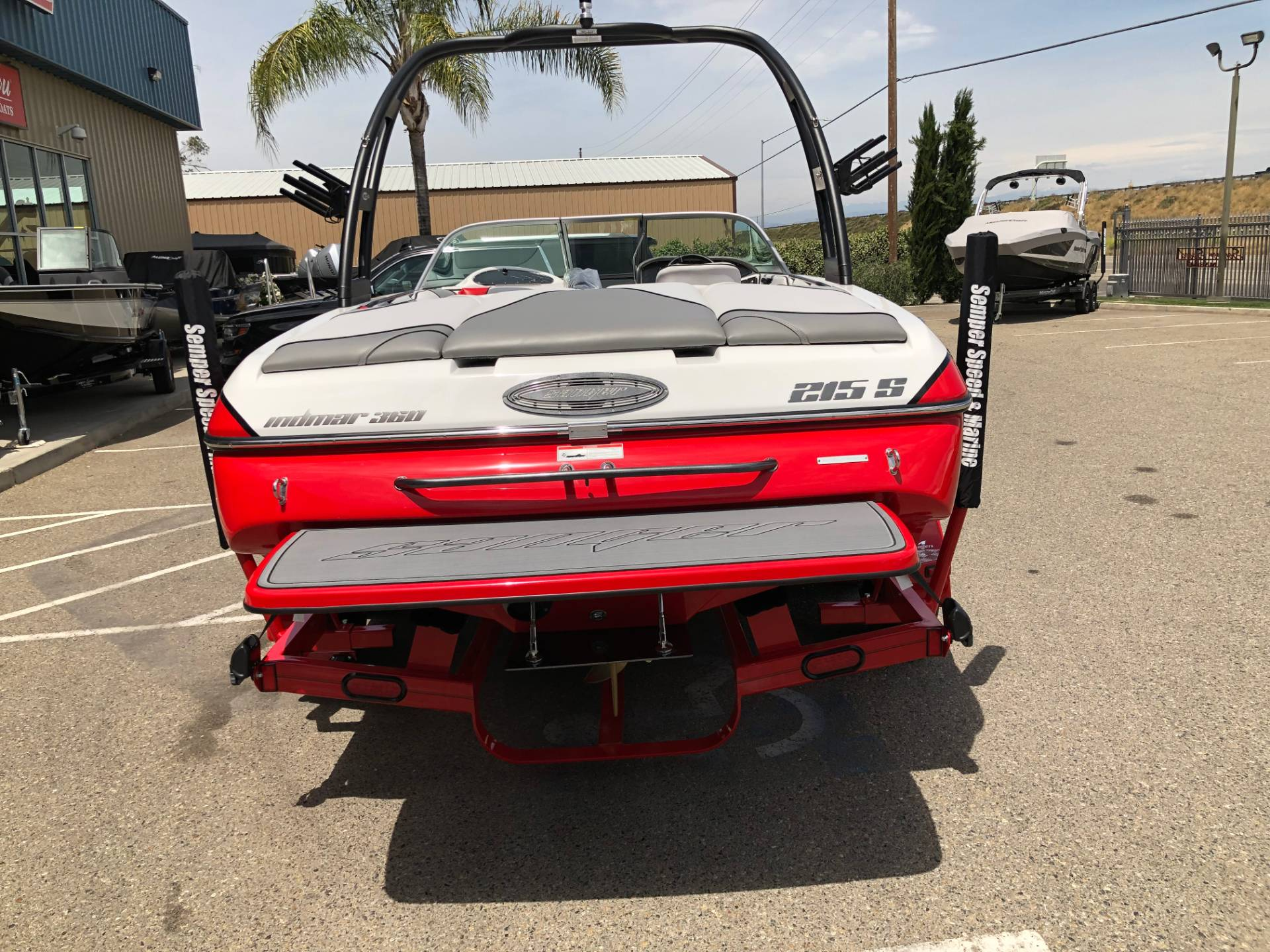 2019 Sanger Boats 215 S in Madera, California - Photo 4