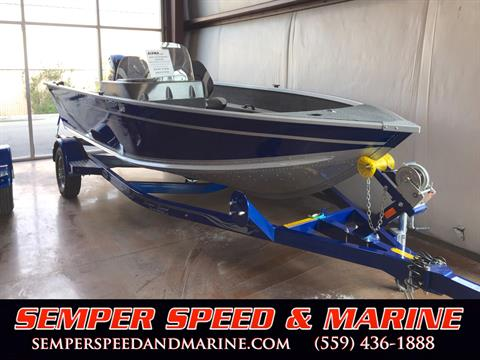 2016 Alumacraft Competitor 165 CS in Madera, California
