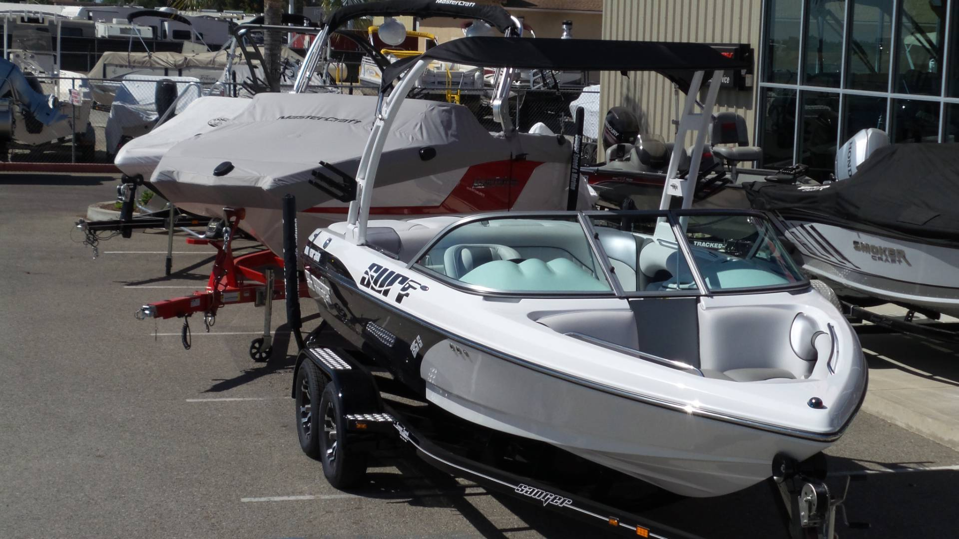 2018 Sanger Boats V215S in Madera, California