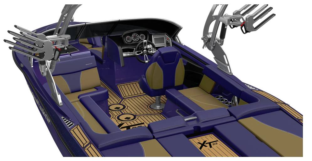 2021 Mastercraft XT23 in Madera, California - Photo 2