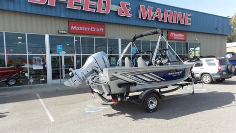 2019 Smoker Craft Pro Angler XL 162 in Madera, California - Photo 2