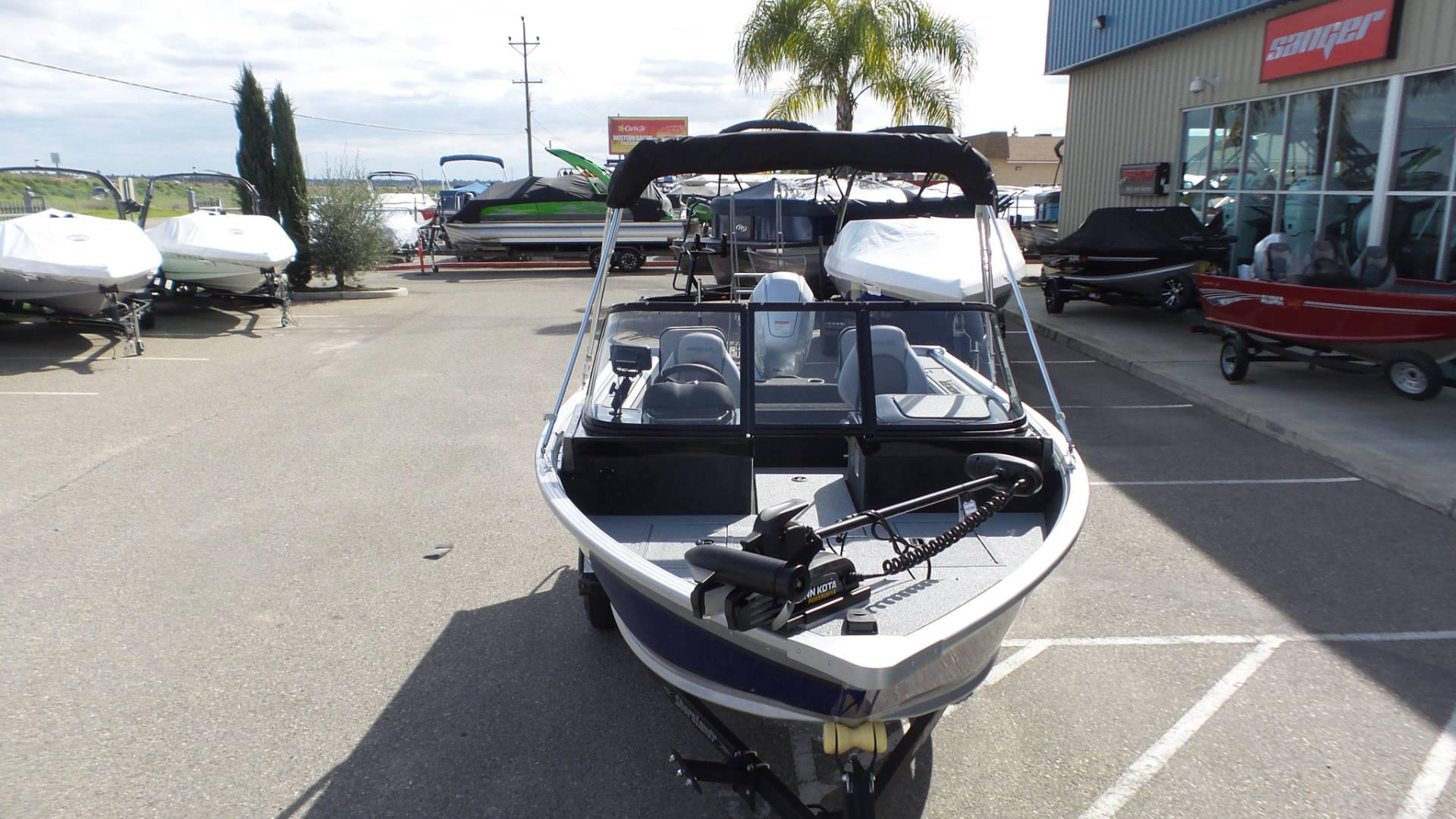 2019 Smoker Craft Pro Angler XL 162 in Madera, California - Photo 21