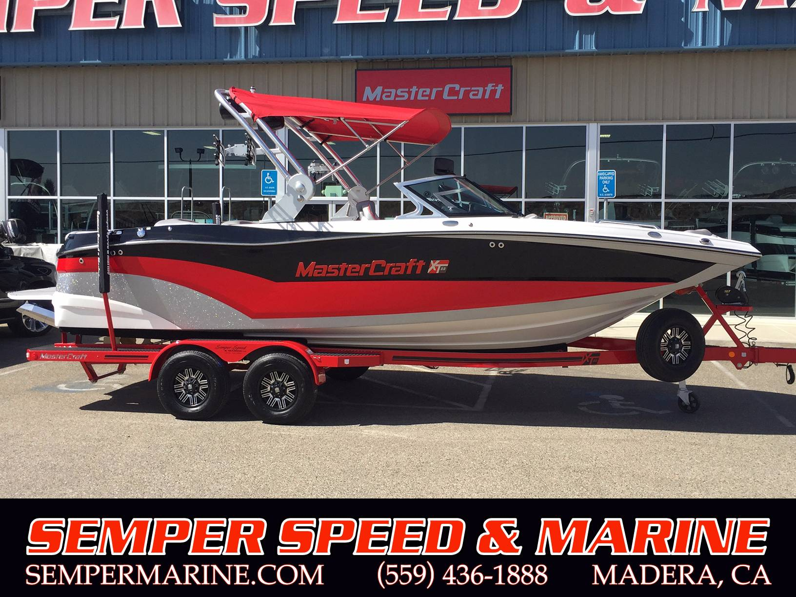 2018 Mastercraft XT22 in Madera, California