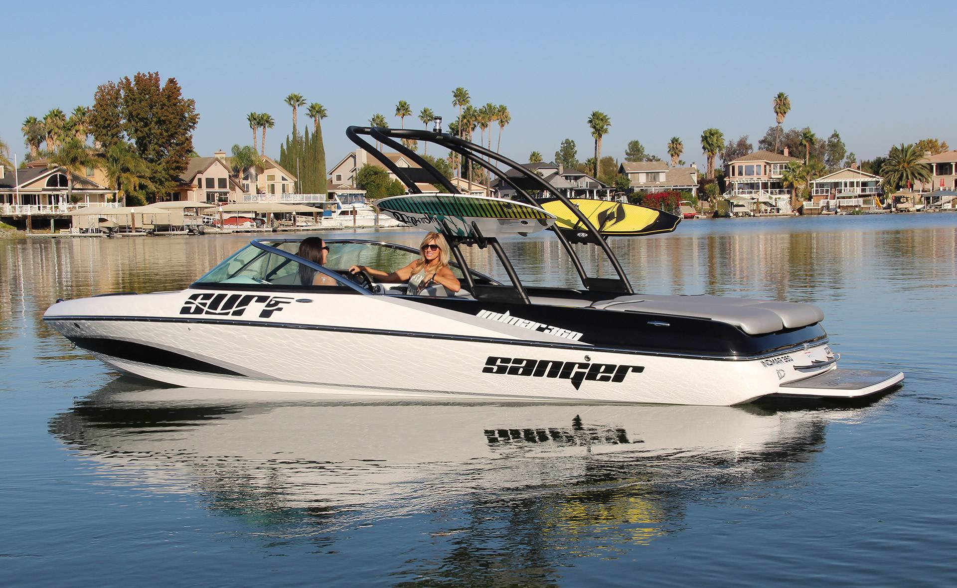 2020 Sanger Boats V237 Surf in Madera, California