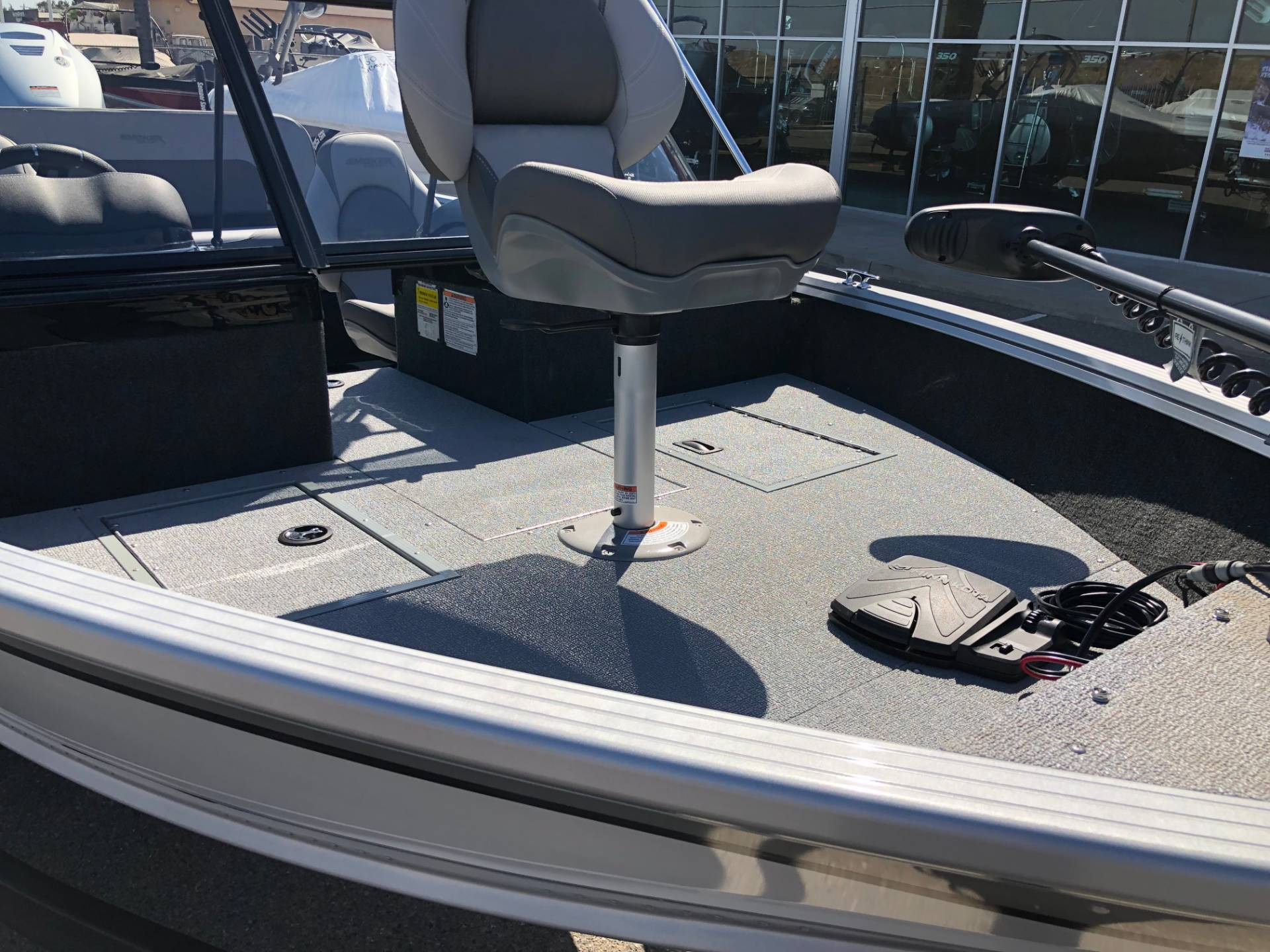 2019 Smoker Craft Pro Angler 172 XL in Madera, California - Photo 2