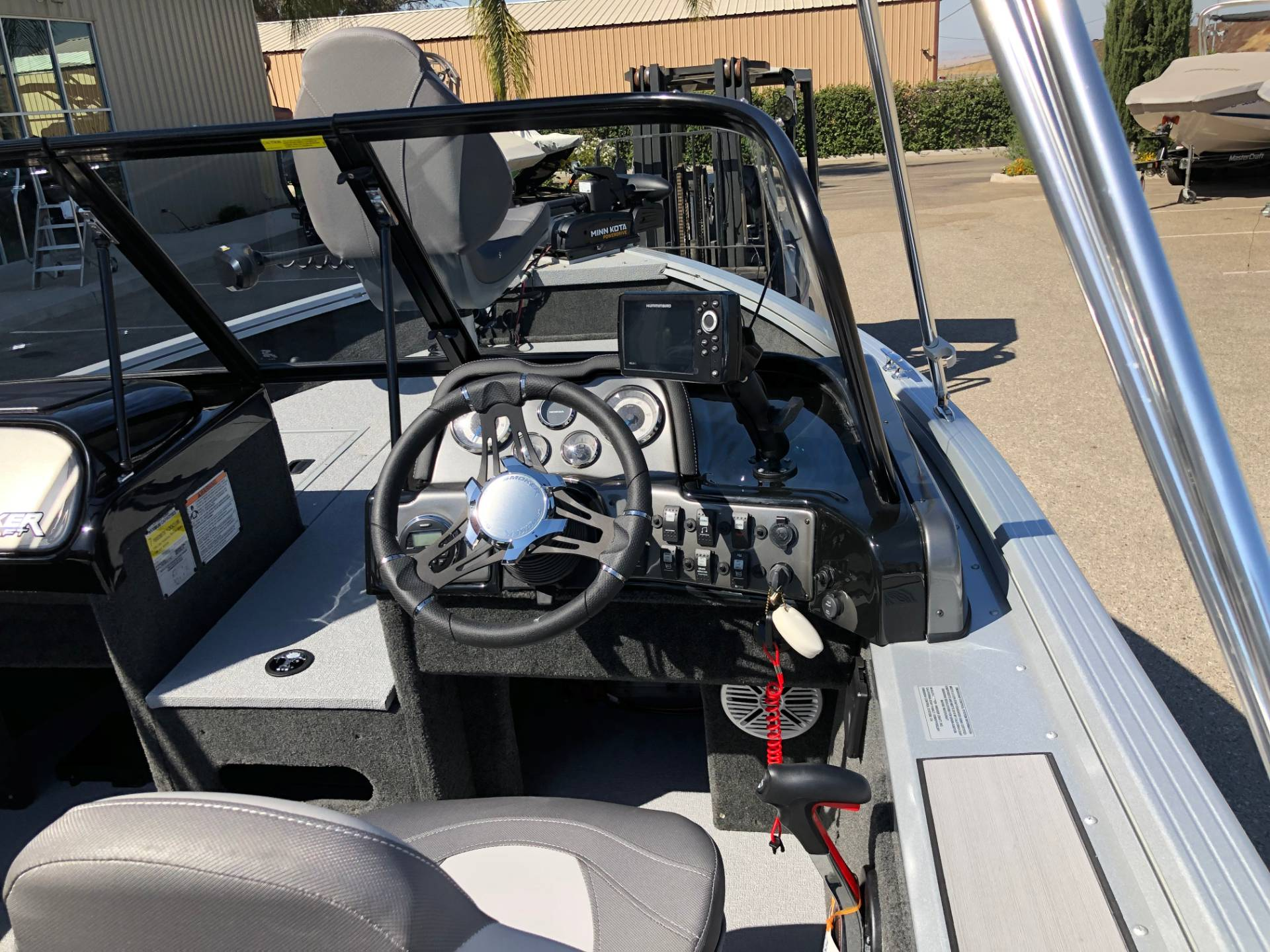 2019 Smoker Craft Pro Angler 172 XL in Madera, California - Photo 3