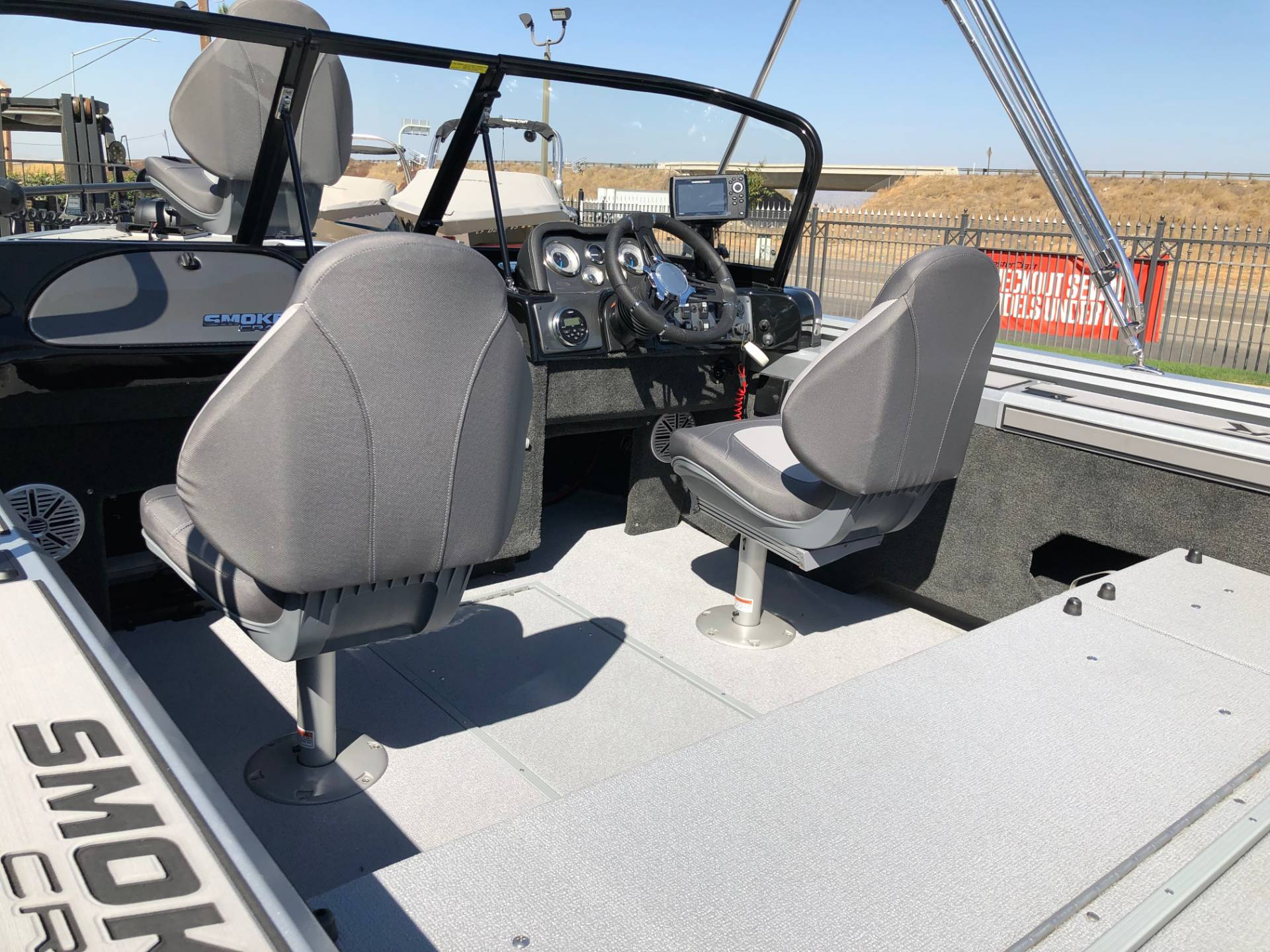 2019 Smoker Craft Pro Angler 172 XL in Madera, California - Photo 9