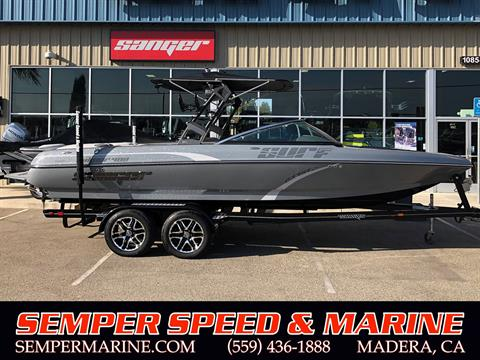 2020 Sanger Boats V237 XTZ in Madera, California