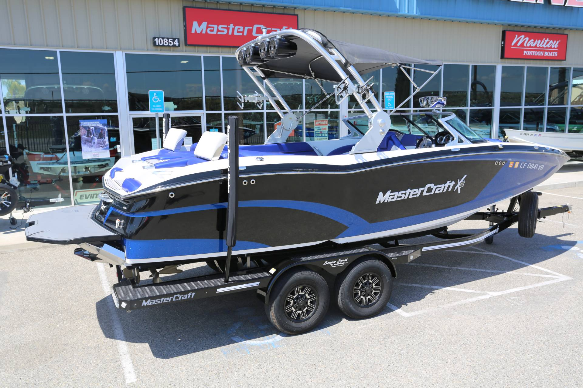 2018 Mastercraft X23 in Madera, California - Photo 3