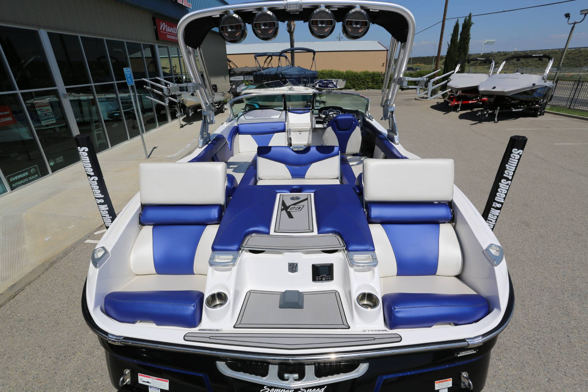 2018 Mastercraft X23 in Madera, California - Photo 5
