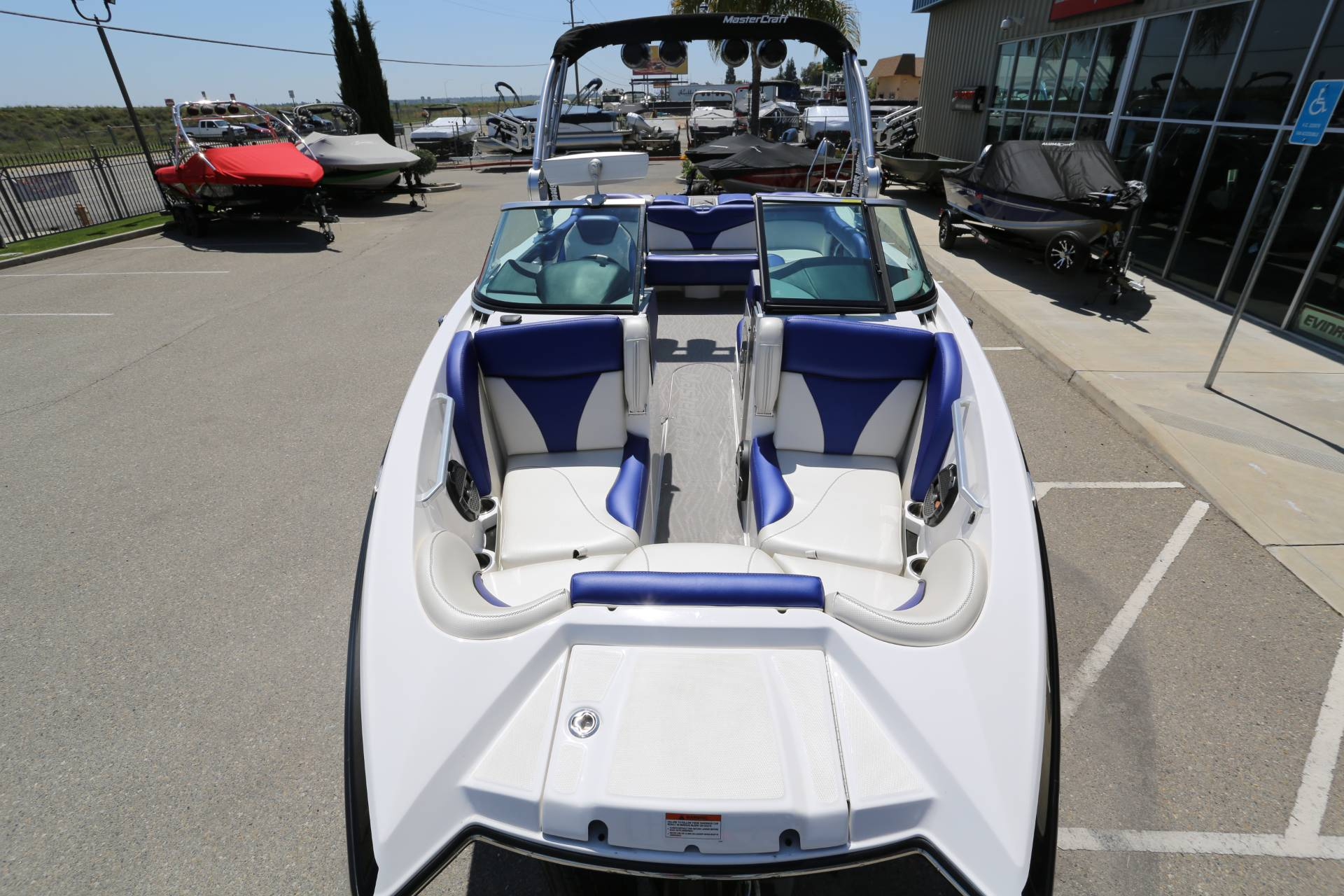 2018 Mastercraft X23 in Madera, California - Photo 19