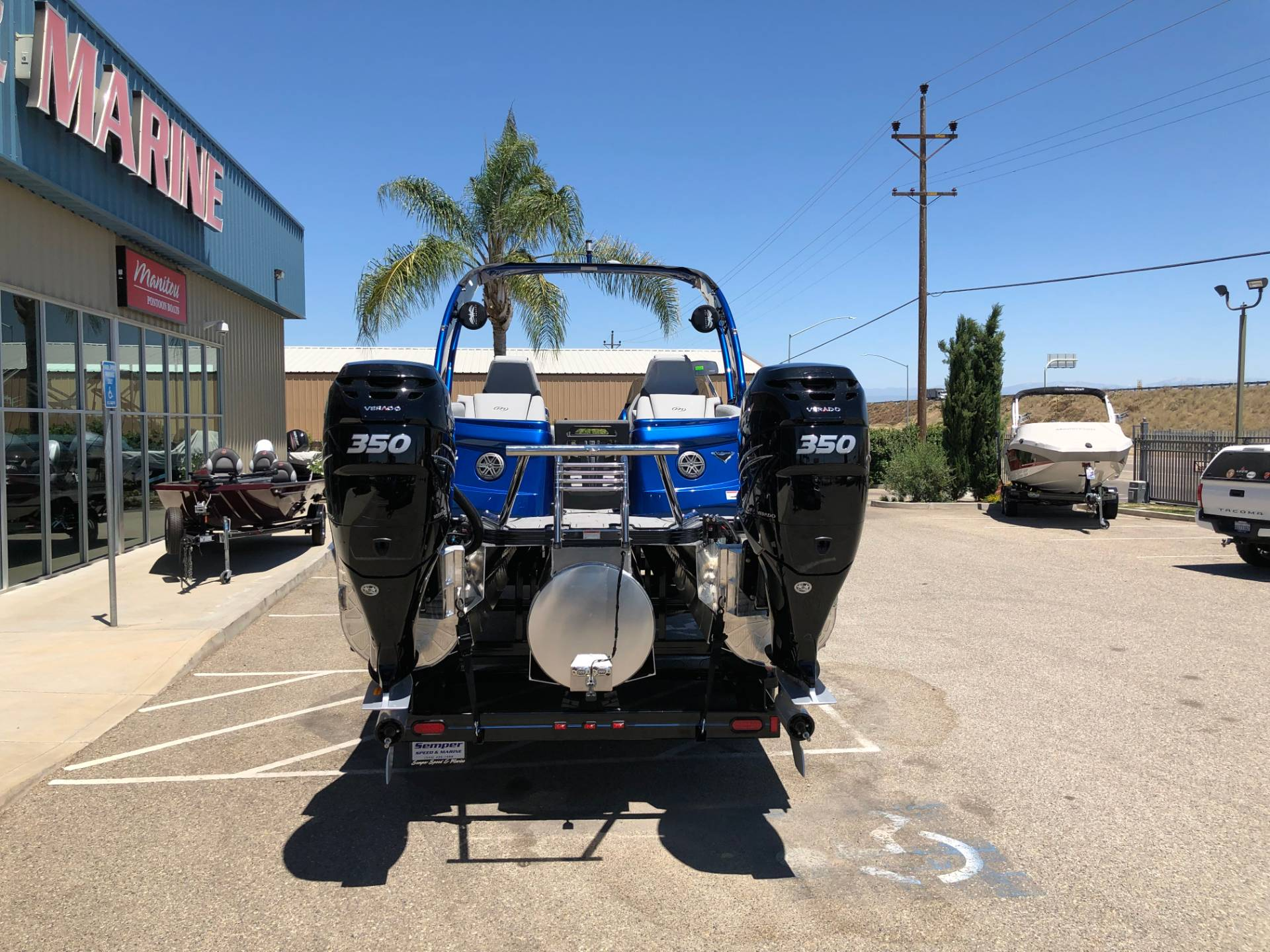 2020 Manitou 27 X-Plode XT RFX in Madera, California - Photo 4