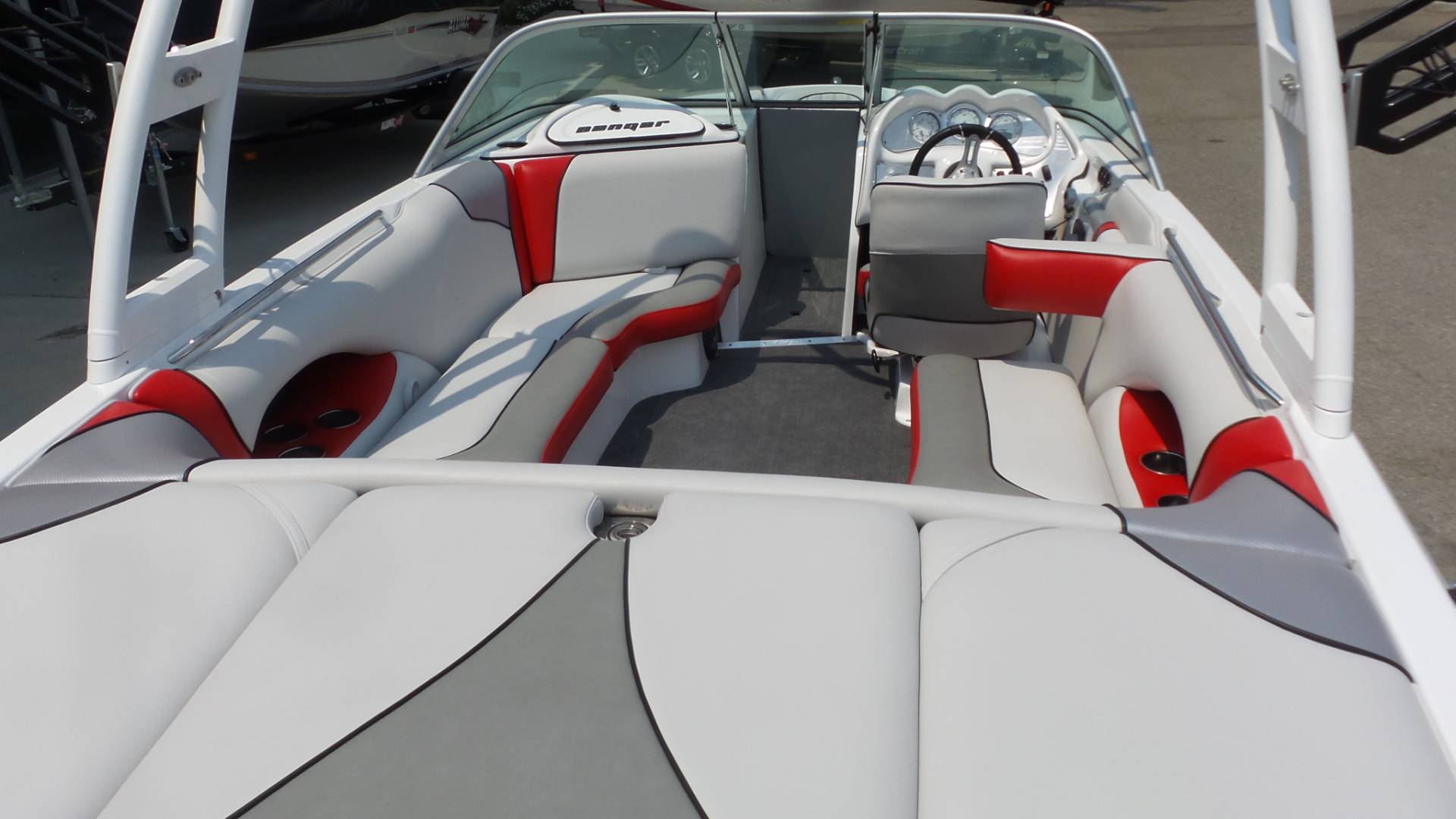 2019 Sanger Boats V215 S in Madera, California