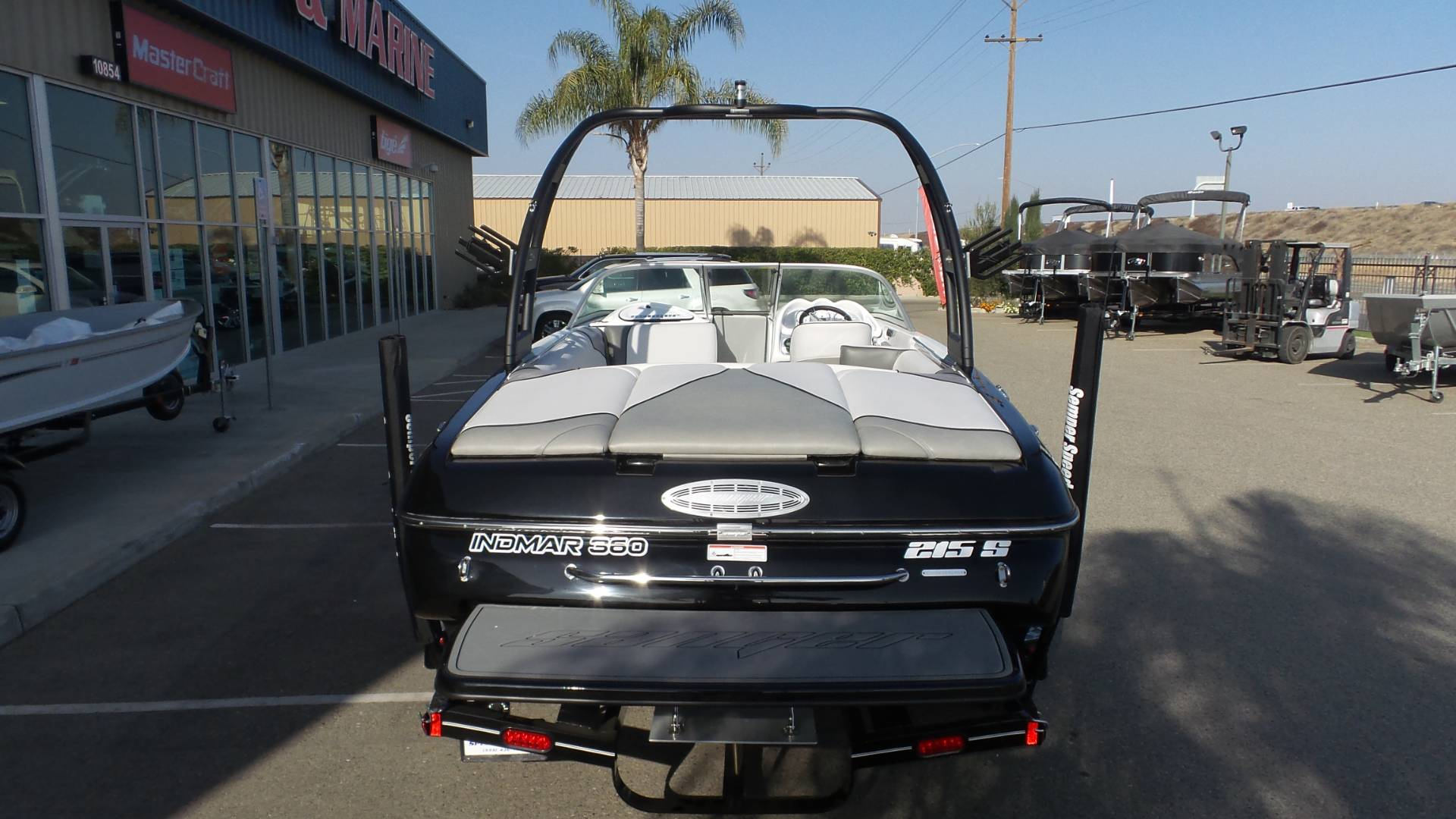 2018 Sanger Boats V215 S in Madera, California