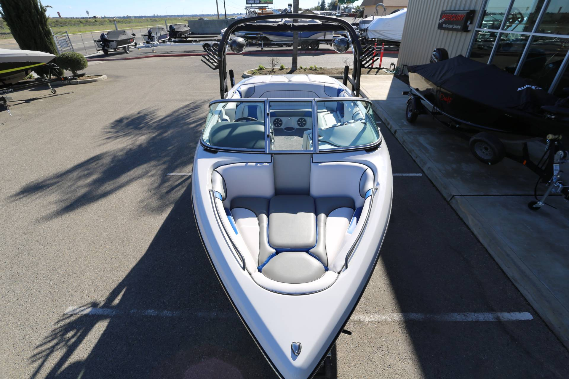 2021 Sanger Boats V215 SX in Madera, California - Photo 21