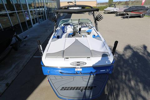 2021 Sanger Boats V215 SX in Madera, California - Photo 8