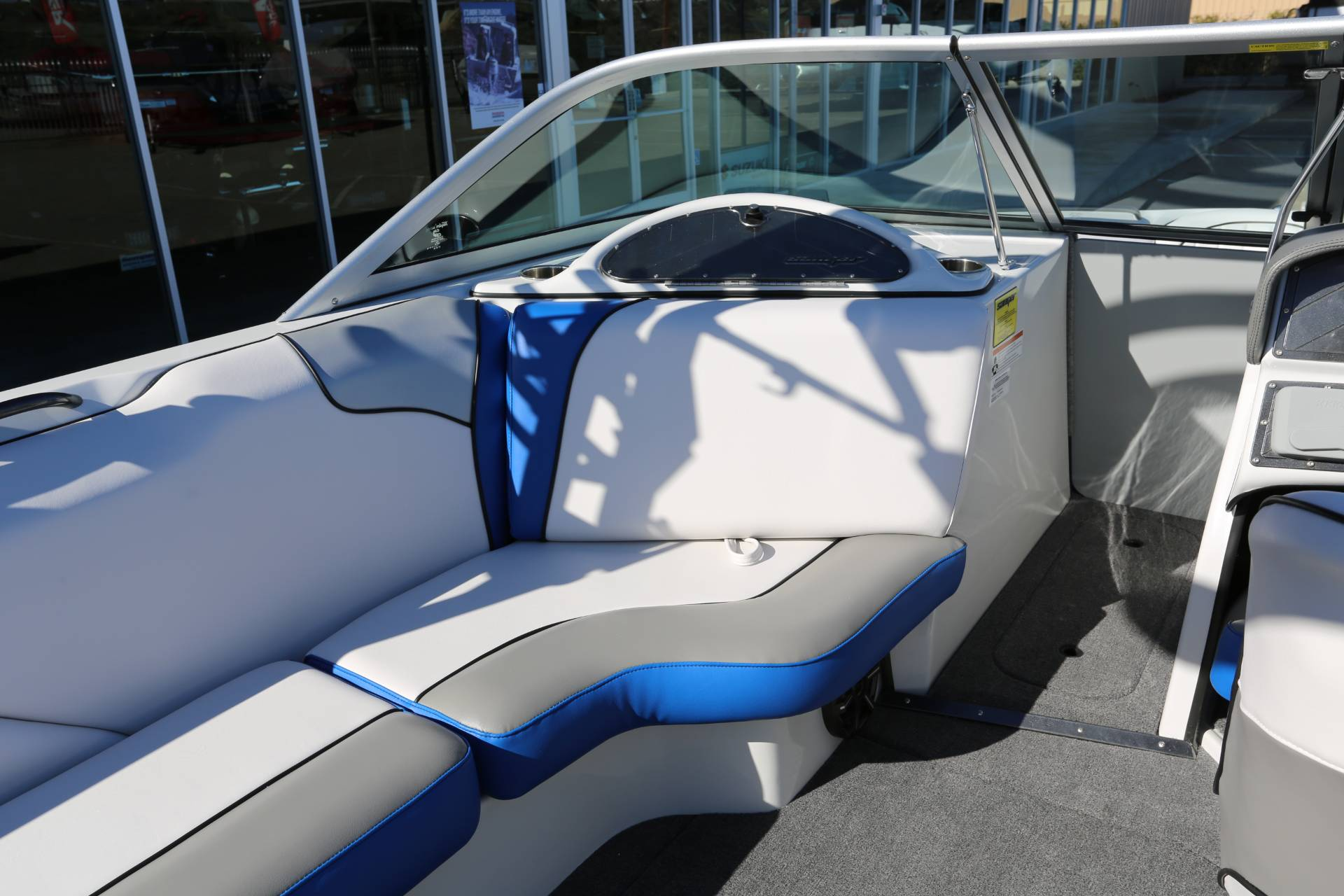 2021 Sanger Boats V215 SX in Madera, California - Photo 11