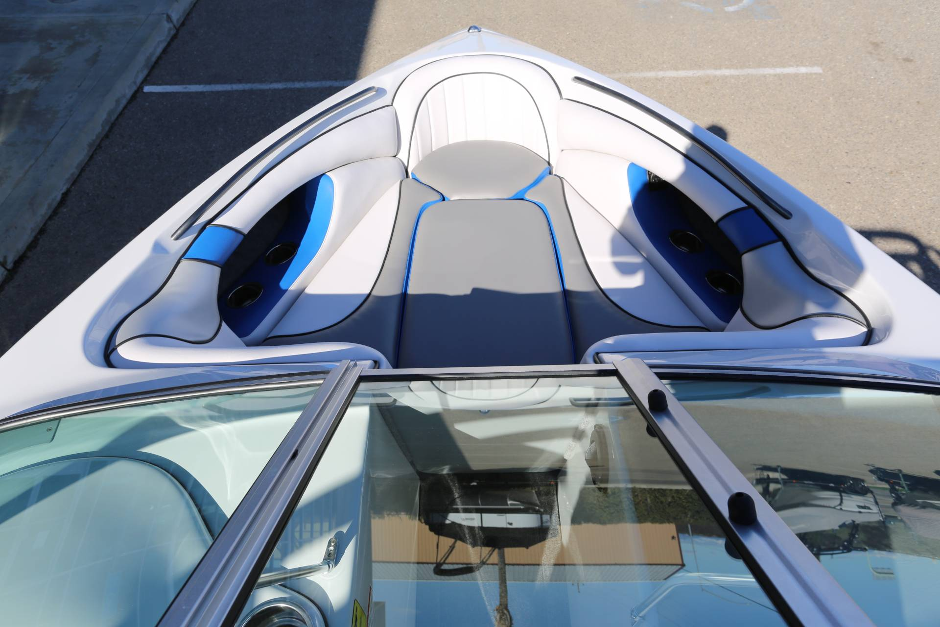 2021 Sanger Boats V215 SX in Madera, California - Photo 18