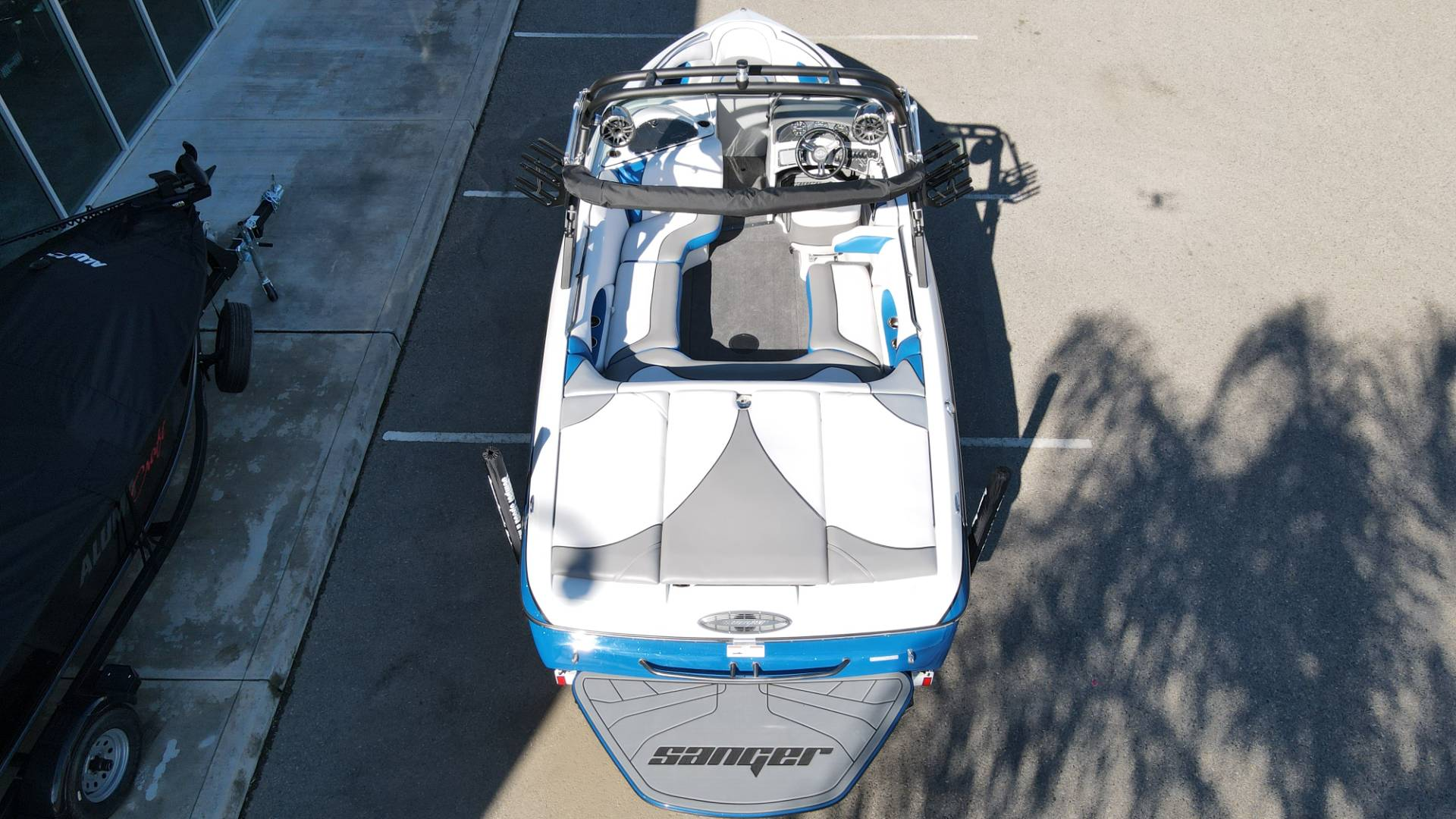 2021 Sanger Boats V215 SX in Madera, California - Photo 7