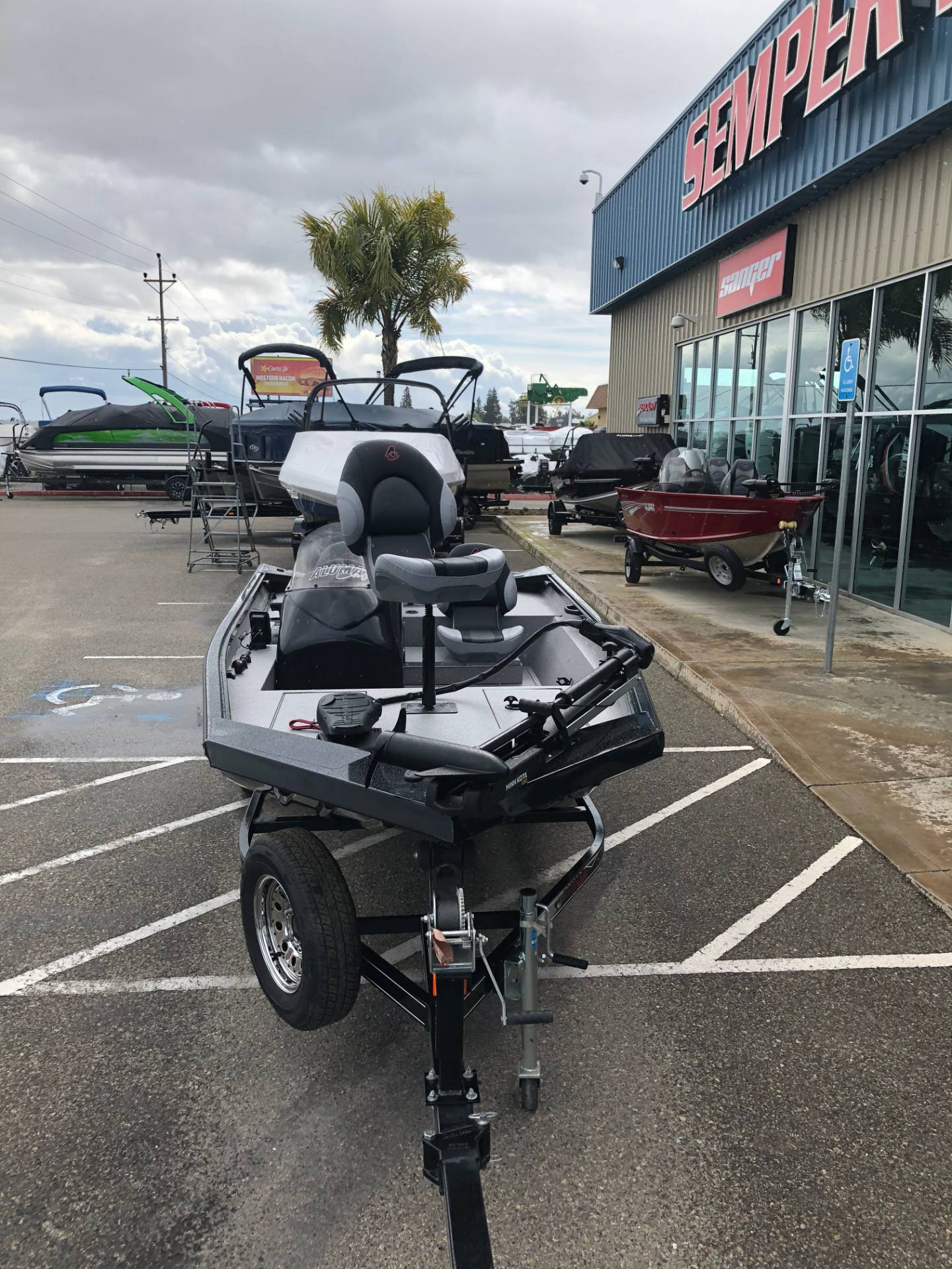 2019 Alumacraft PROWLER 165 in Madera, California - Photo 4
