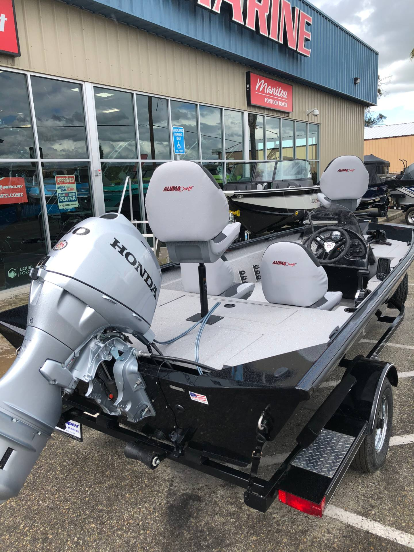 2019 Alumacraft PROWLER 165 in Madera, California