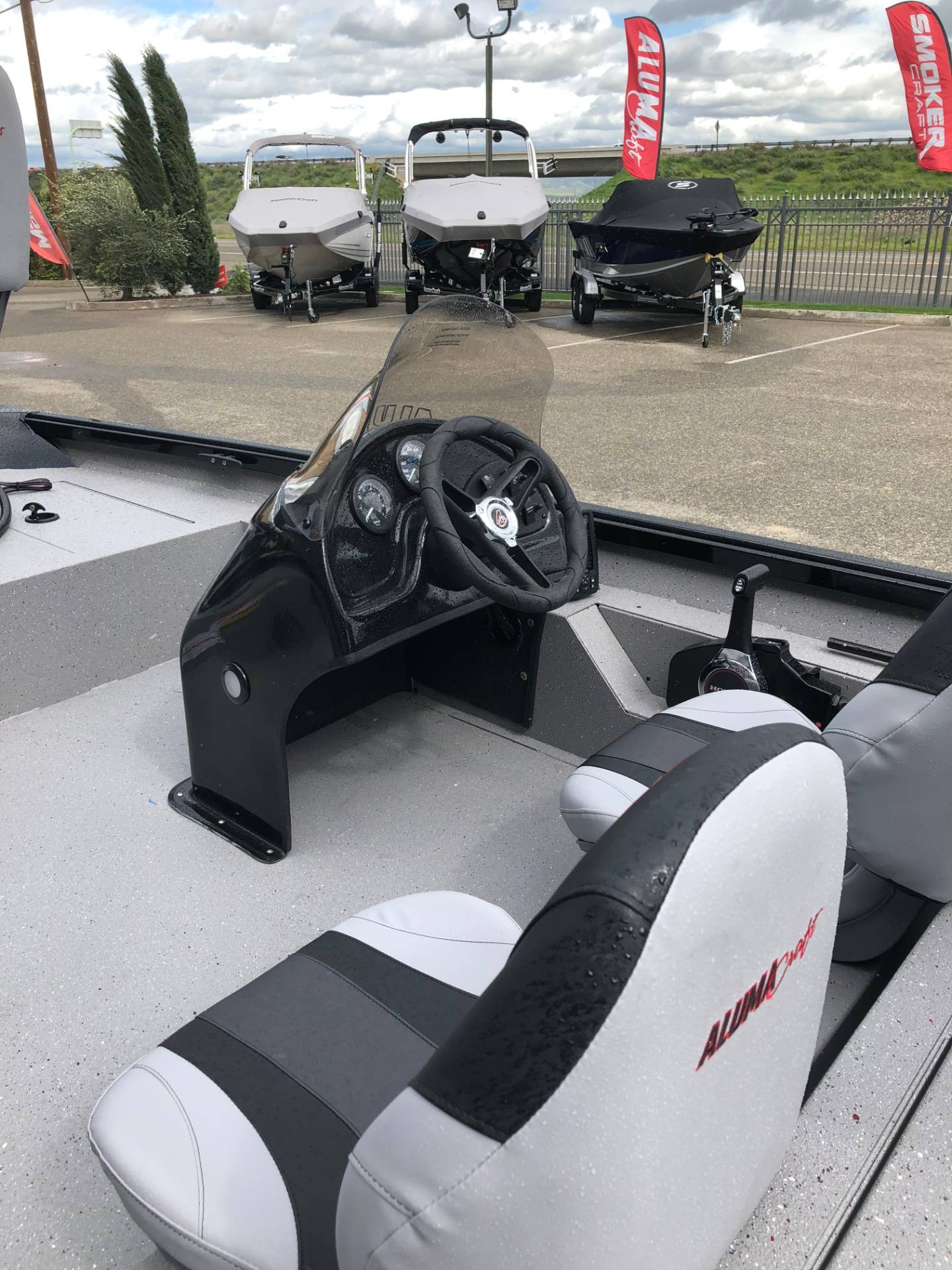 2019 Alumacraft PROWLER 165 in Madera, California - Photo 10