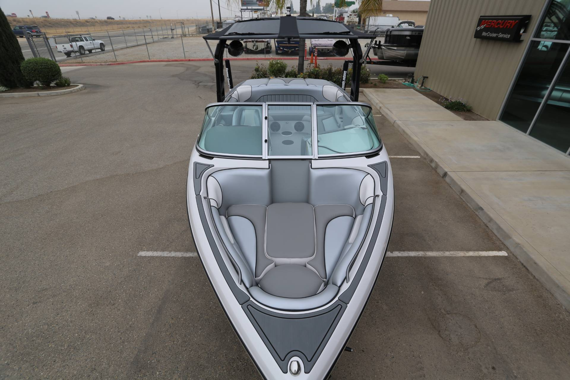 2021 Sanger Boats V215 SX in Madera, California - Photo 13