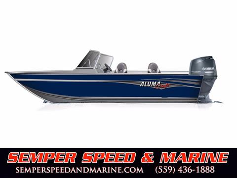 2017 Alumacraft Classic 165 Sport in Madera, California