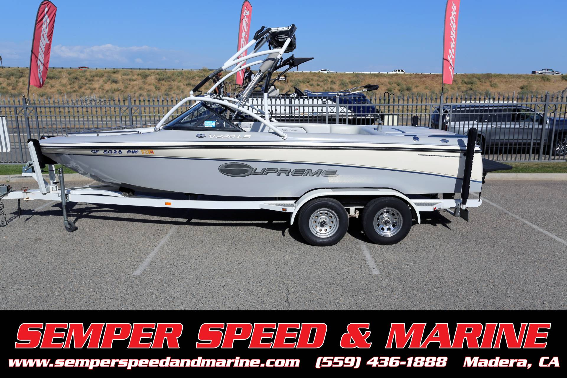 2002 Ski Supreme V220LS in Madera, California - Photo 1