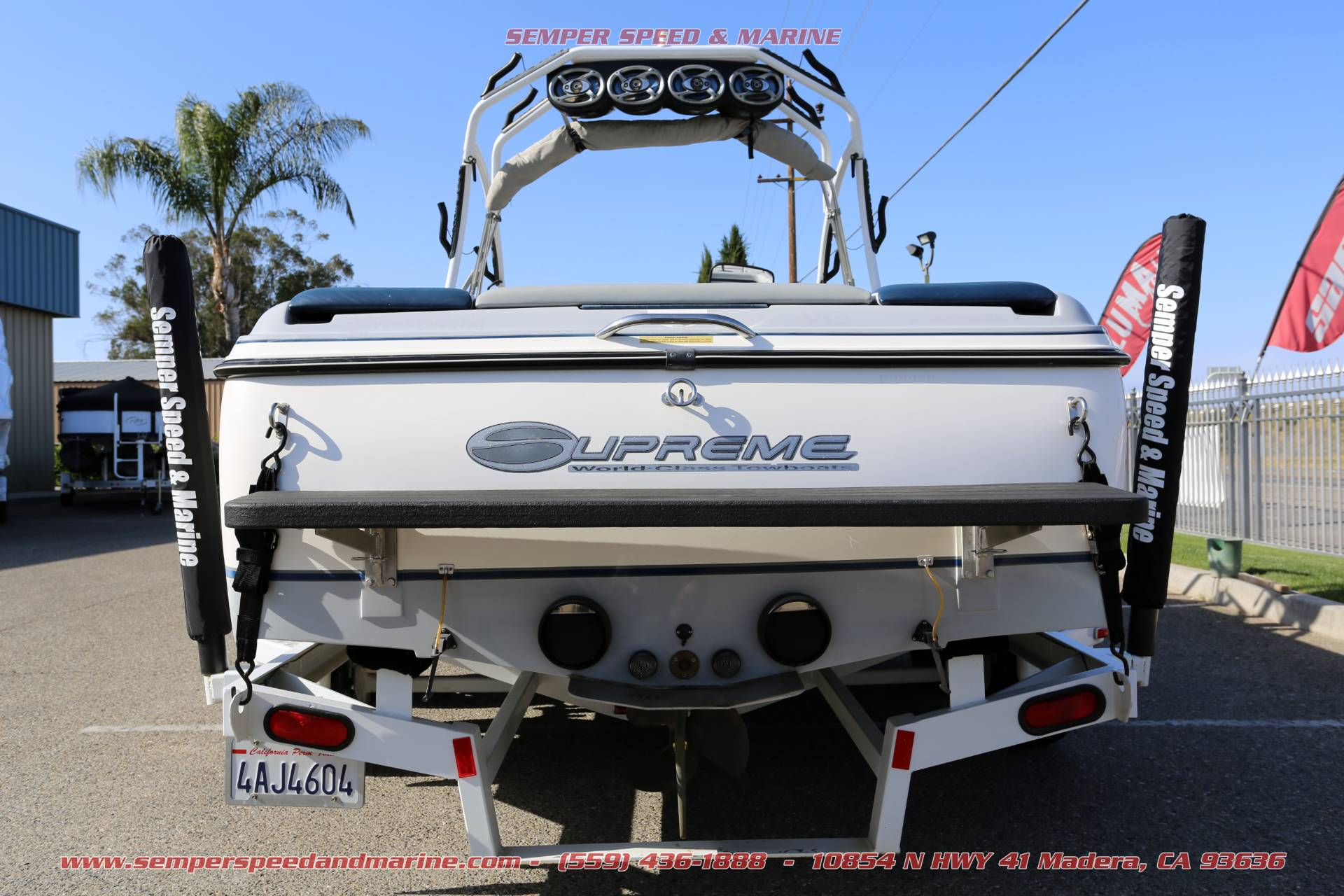 2002 Ski Supreme V220LS in Madera, California - Photo 3