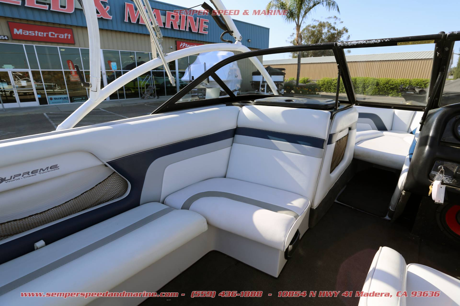 2002 Ski Supreme V220LS in Madera, California - Photo 6