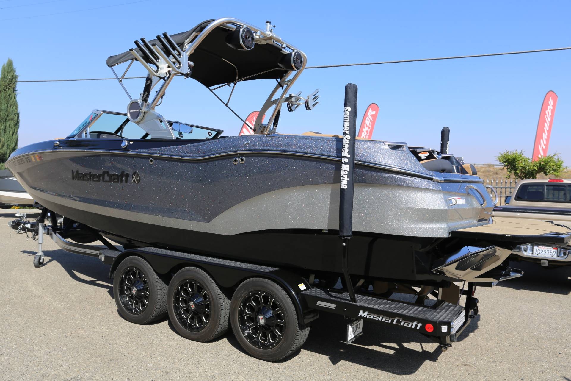 2019 Mastercraft X24 in Madera, California - Photo 3
