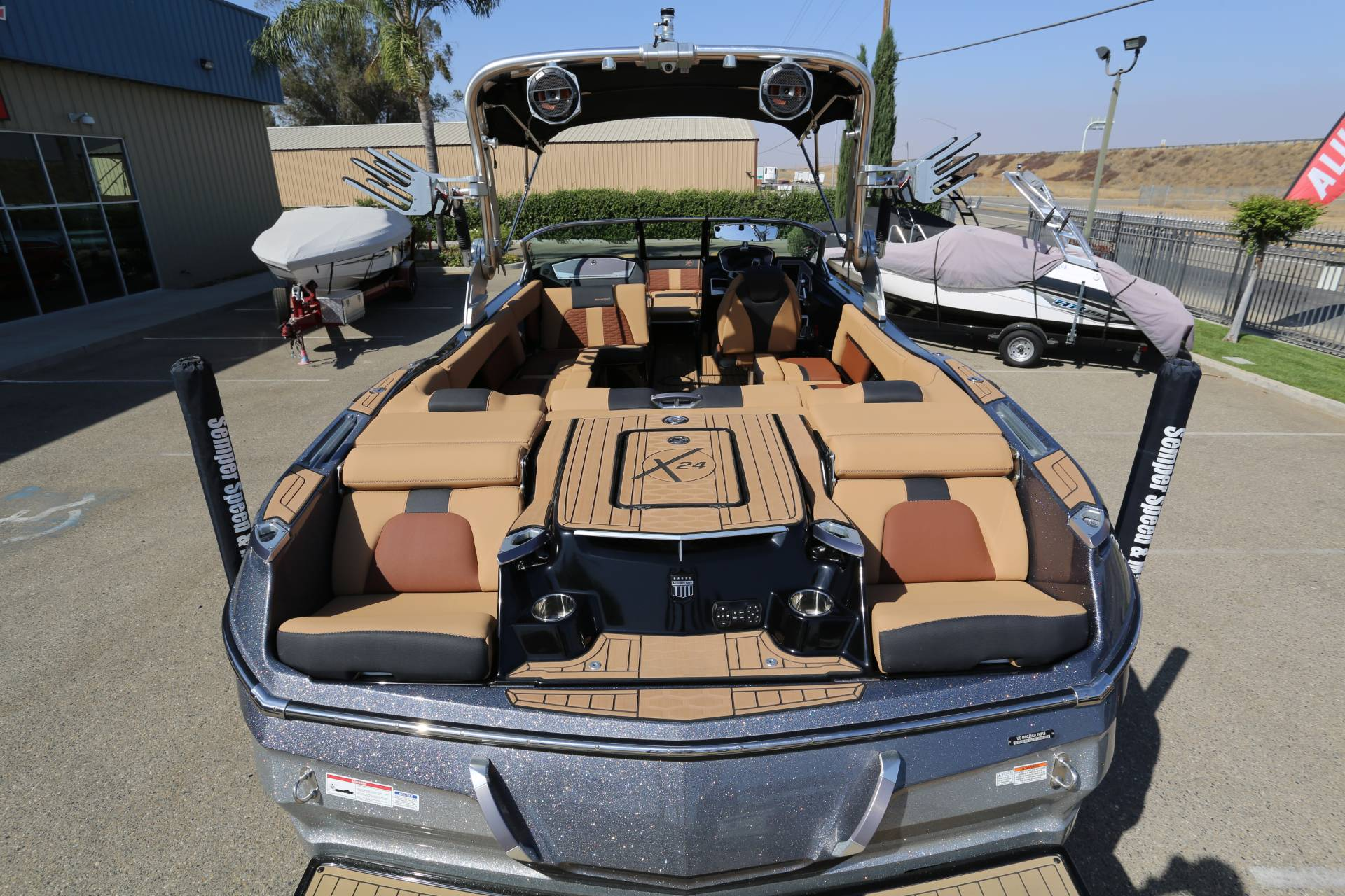 2019 Mastercraft X24 in Madera, California - Photo 6