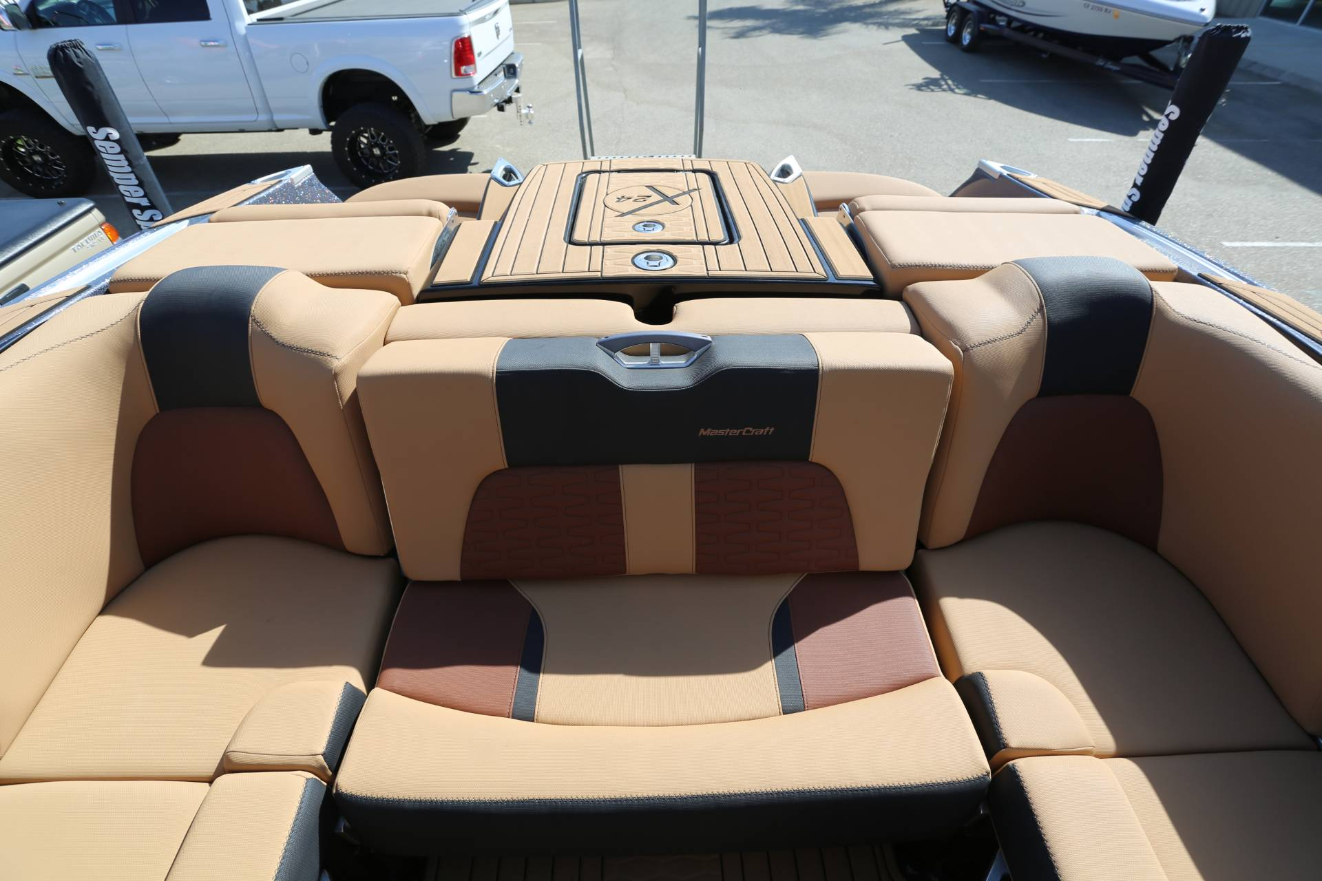 2019 Mastercraft X24 in Madera, California - Photo 18