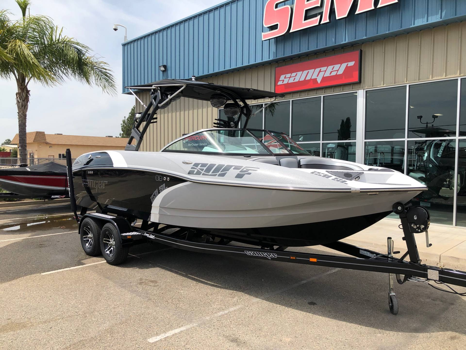 2020 Sanger Boats 231 SLE in Madera, California - Photo 3