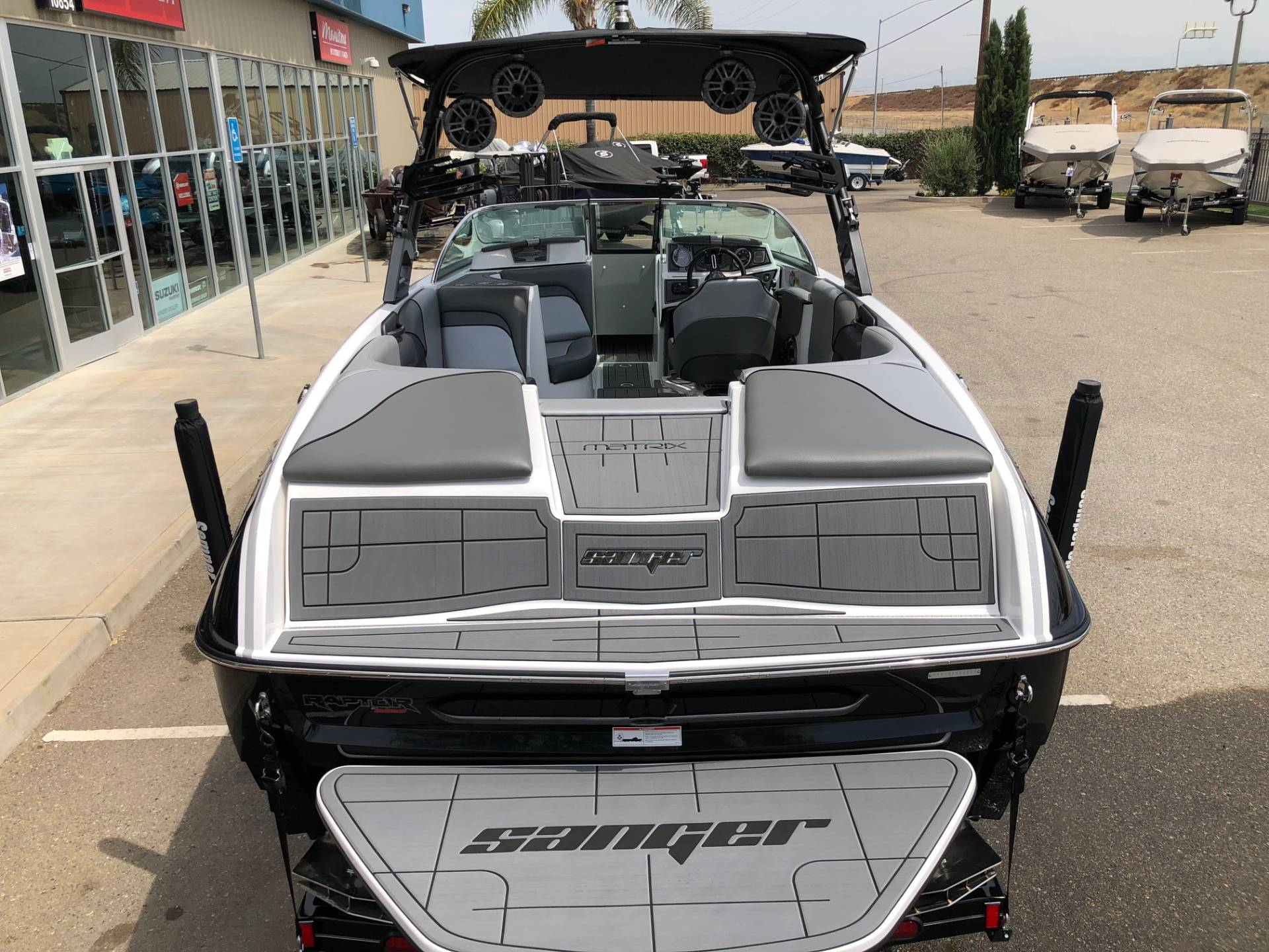 2020 Sanger Boats 231 SLE in Madera, California - Photo 6