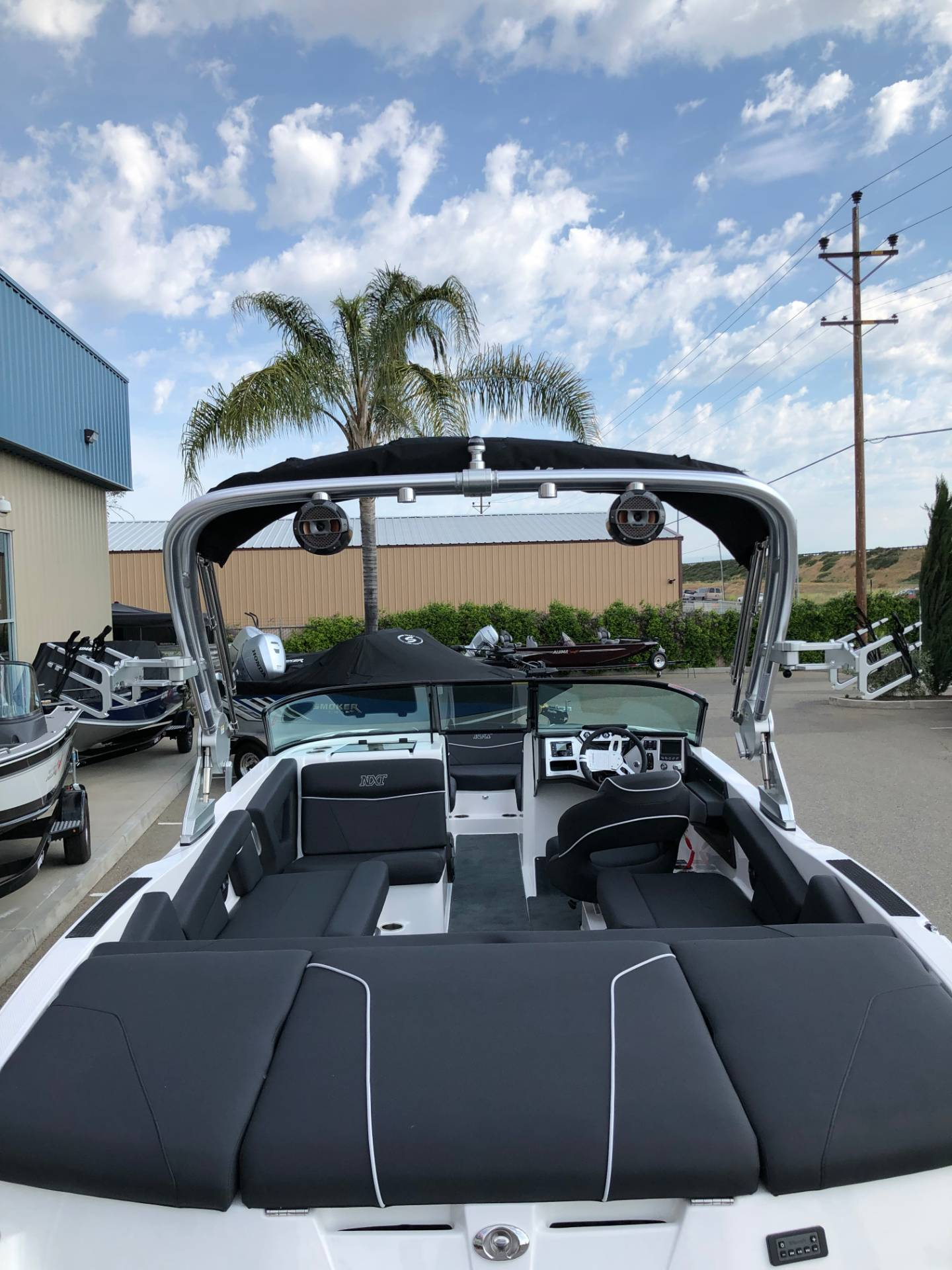 2019 Mastercraft NXT22 in Madera, California - Photo 4