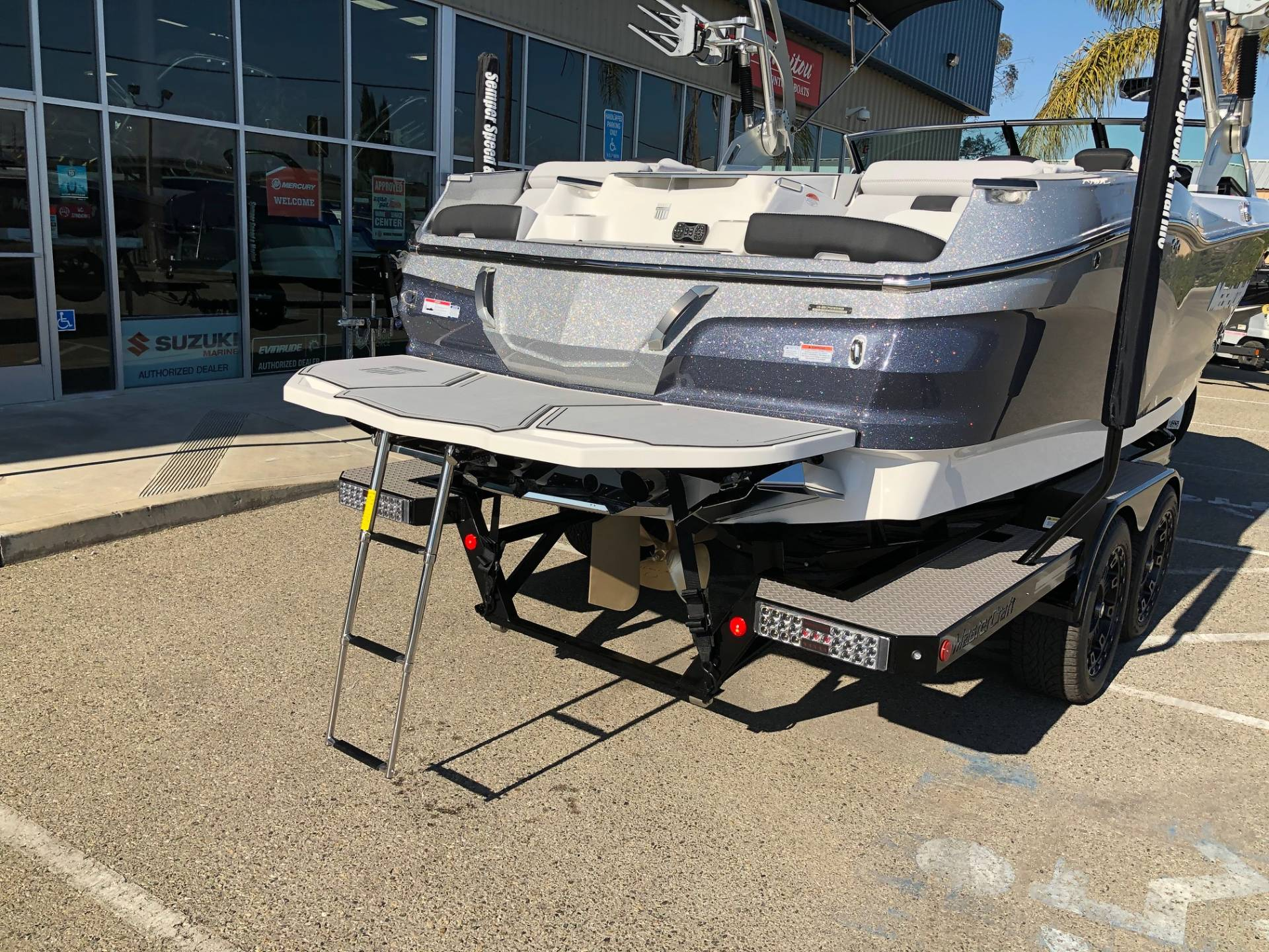 2020 Mastercraft X22 in Madera, California - Photo 7
