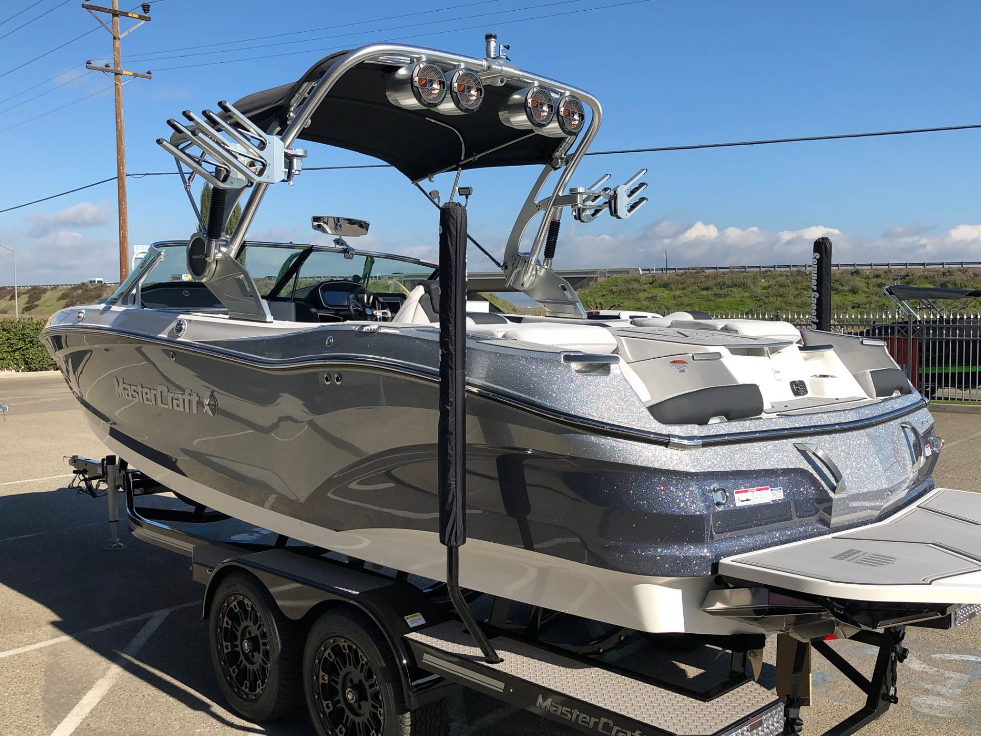 2020 Mastercraft X22 in Madera, California - Photo 4