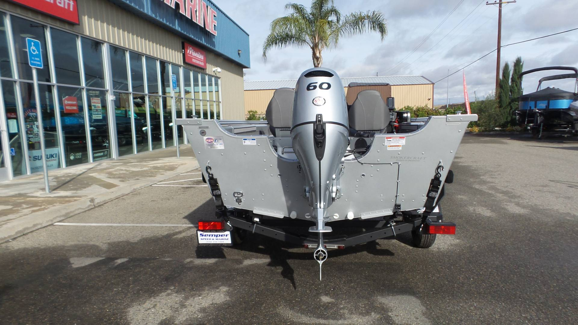 2019 Smoker Craft PRO ANGLER XL 161 in Madera, California - Photo 14