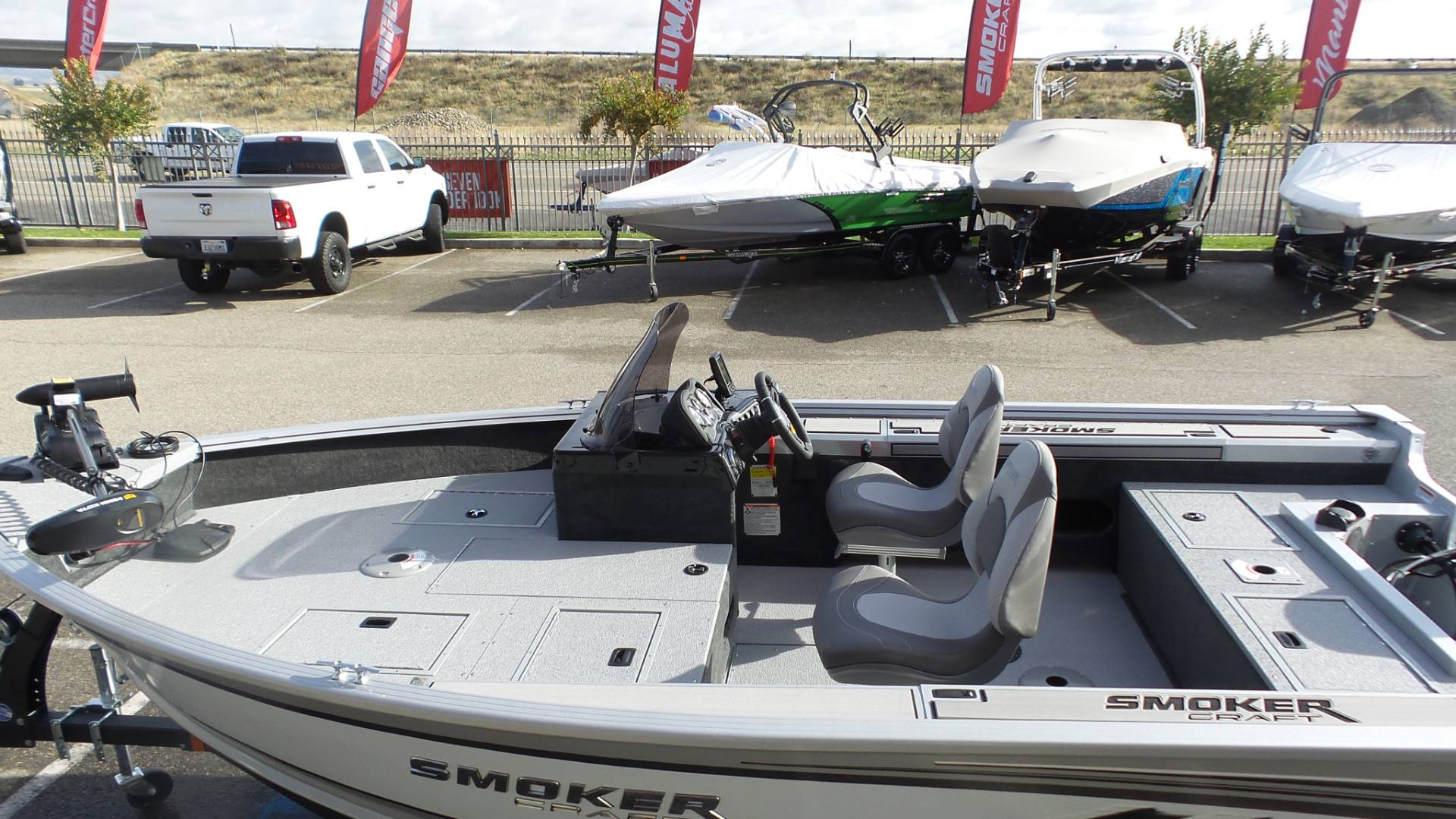2019 Smoker Craft PRO ANGLER XL 161 in Madera, California - Photo 15