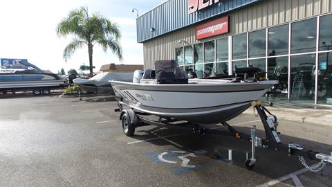 2019 Smoker Craft PRO ANGLER XL 161 in Madera, California - Photo 16